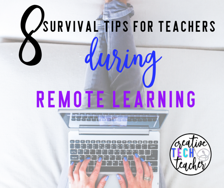 tips to survive remote learning