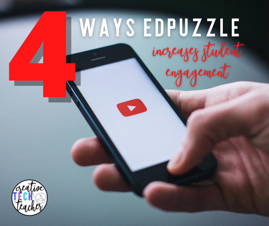 4 Ways Edpuzzle Increases Student Engagement